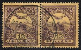 ÚJARAD Aradul Nou - TURUL 1915 ROMANIA Transylvania  - Hungary Erdély KuK K.u.K - 12 Fill. - Used - Transylvanie