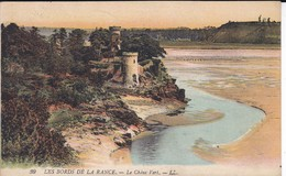 35----LES BORDS DE LA RANCE--le Chêne Vert---voir 2 Scans - France