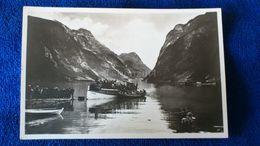 Auf Dem Oldensee Norway - Norvegia