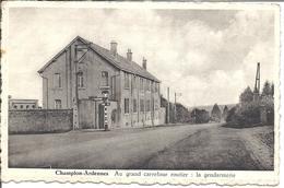 CHAMPLON-Ardennes   La Gendarmerie - Tenneville