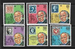COMORES 1978 ROWLAND HILL  YVERT N245/48  NEUF MNH** - Rowland Hill