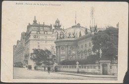 PARIS - Palais De La Légion D'Honneur - France