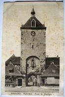 Molsheim. - Porte St. Georges. - Schmiedttor. - Ca. 1910. - Molsheim