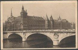 PARIS - Le Pont Au Change, La Conciergerie - France