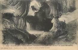 CPA 64 Pyrénées Atlantiques Sare Grande Stalactite Stalagmite Et Lion Gardien Du Mystère Des Grottes Merveilleuses - Sare