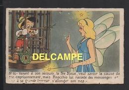 DD / DISNEY / PINOCCHIO / PINOCCHIO ET LA FÉE BLEUE - Disney