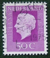 Reine Juliana - Pays Bas - 1971 - Period 1949-1980 (Juliana)