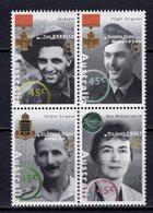 AUSTRALIA  - 1995 Personalities From The World War II  M692 - WW2
