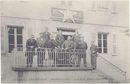 Cpa 15 – Mandailles – « à La Belle étoile » ( Personnel Postes D'Aurillac ) - France