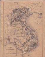 INDOCHINE- Petit Livret à L'intention Des Soldats Et Officiers Chefs De Sections Qui Débarquent En Indochine 1947 - Livres