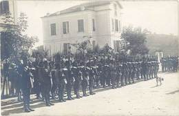 Cpa 20 – Corte – Carte-photo Filippi, Revue Du 14 Juillet ( Soldats ) - Corte