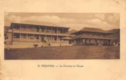 SAMOA - MOAMOA  LE COUVENT ET L'ECOLE - Samoa