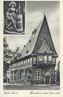 Hotel Brusttuch Von 1526.  Goslar Harz. Germany.  S-30 - Hotels & Restaurants