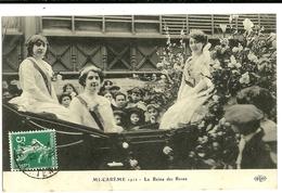 MI-CAREME 1912 - La Reine Des Roses ELD  Paris - France