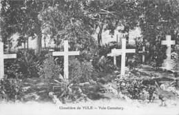PAPOUASIE - NOUVELLE GUINEE   CIMETIERE DE YULE   MISSIONNAIRES DU SACRE COEUR D'ISSOUDUN - Papua New Guinea