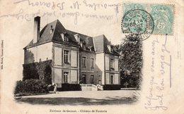03 Allier : Environs De Gannat Château De Fontorte - France