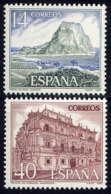 ESPAGNE - 2521/2522** - TOURISME - 1931-Aujourd'hui: II. République - ....Juan Carlos I