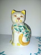 Gattino In Ceramica Di Caltagirone - Ceramica & Terraglie