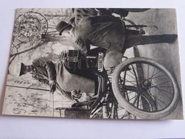 """Paris - L'an 1900 - """"les Femmes Cocher"""" Reproduction François Nugeron - France"""