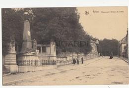 Carte Postale/Postkaart ARLON/AARLEN Monument Orban De Xivry 1925 (Wouters - Zoute Knokke-Heist) (A89) - Arlon