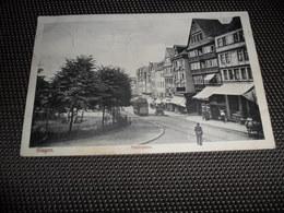 Duitsland ( 25 )  Deutschland  Nordrhein - Westfalen  :  Siegen  Tram - Siegen