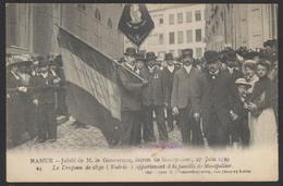 Carte Postale - Namur Jubilé De M. Le Gouverneur, Baron De Montpellier 27/6/39 N°24 Le Drapeau De 1830 - Namur