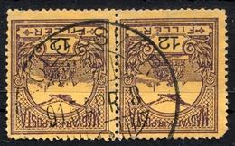 Cluj-Napoca Kolozsvár Klausenburg - TURUL 1915 ROMANIA Transylvania  - Hungary Erdély KuK K.u.K - 12 Fill. - Used - Transylvanie