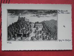 Šoštanj / Schönstein - Künstlerkarte Forchteneck Bei Cilli - Slowenien
