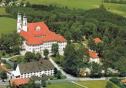 1 AK Germany / Bayern * Blick Auf Die Ehemalige Abtei Der Benediktiner In Irsee - Heute Schwäbisches Bildungszentrum * - Deutschland