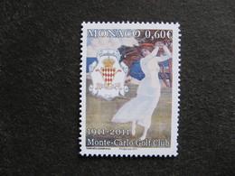 Monaco:   N°2793, Neuf XX . - Monaco