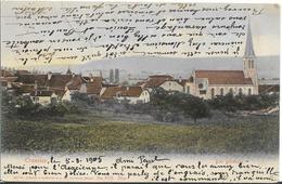 CRESSIER ( Pionnière) - NE Neuchâtel