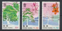 °°° HONG KONG - Y&T N°532/34 - 1988 °°° - 1997-... Región Administrativa Especial De China