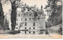 LES TROIS-MOUTIERS - ( 86 ) Chateau De La Motte Chandeniers - Les Trois Moutiers