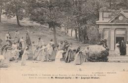 Théâtre De La Nature - Les Phéniciennes De M. Rivollet Avec Le Concours De M. Mounet-Sully Et Mme Segond-Weber - Cauterets