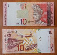 Malaysia 10 Ringgit 2001 UNC - Malaysie