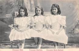 Thème Familles Royales.   Luxembourg  Les Trois Princesses  (voir Scan) - Koninklijke Families