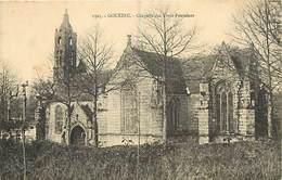 - Dpt Div-ref-AF281- Finistere - Gouezec - Chapelle Des Trois Fontaines - Chapelles - Batiments Et Architecture - - Gouézec