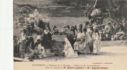 Théâtre De La Nature - Médée, De M. Catulle-Mendès Avec Le Concours De M. Albert Lambert Et Mme Segond-Weber - Cauterets