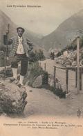 Guide à La Montagne - Championnat D'endurance Du Concours Des Guides Di 14 Juillet 1904 - 1er Jean-Marie Bordenave - Cauterets