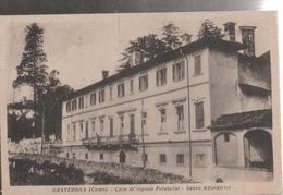 GRAVEDONA. CASA DI RIPOSO PELASCINI.VIAGGIATA 1949 F.P,-NM645 - Como