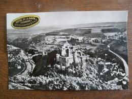 Echte Foto - Postkaart  Hotel De La Gare VIANDEN  Luxembourg - Hotels & Restaurants