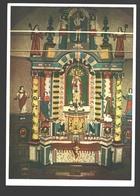Beho - Eglise De Beho - Le Maître-autel, Au Centre La Statue De St. Pierre, Vêtu En Premier Pape - état Neuf - Gouvy