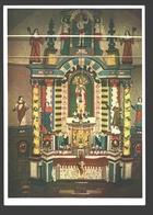 Beho - Eglise De Beho - Le Maître-autel, Au Centre La Statue De St. Pierre, Vêtu En Premier Pape - Gouvy