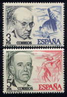 ESPAGNE - 2025/2026** - MUSICIENS ESPAGNOLS - 1931-Aujourd'hui: II. République - ....Juan Carlos I