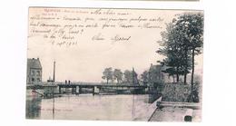 Dendermonde Termonde Pont Sur La Dendre Sugg - Dendermonde