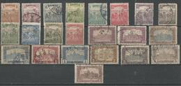 1919 Moissonneurs Yt 217-239 - Hungría