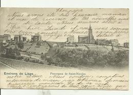 SAINT -NICOLA  Panorama  Environs De Liège. - Saint-Nicolas