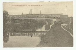 Comines   * Le Pont Du Chemin De Fer - Komen-Waasten