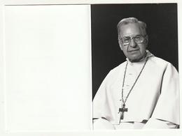 Décès Henri François MARTENS Prémontré Abbé émérite Leffe Curé Heindonk Dinant 1991 Priester - Images Religieuses