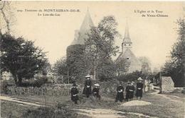 MONTAUBAN DE BRETAGNE, Le Lou Du Lac - Francia